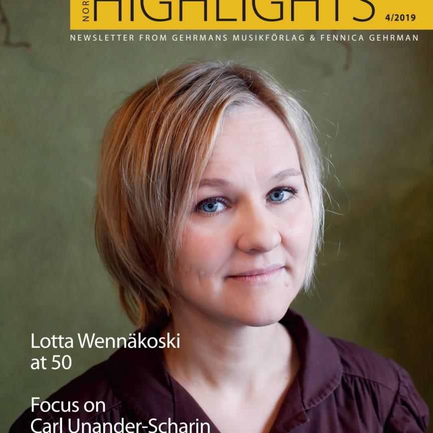Nordic Highlights No. 4 2019