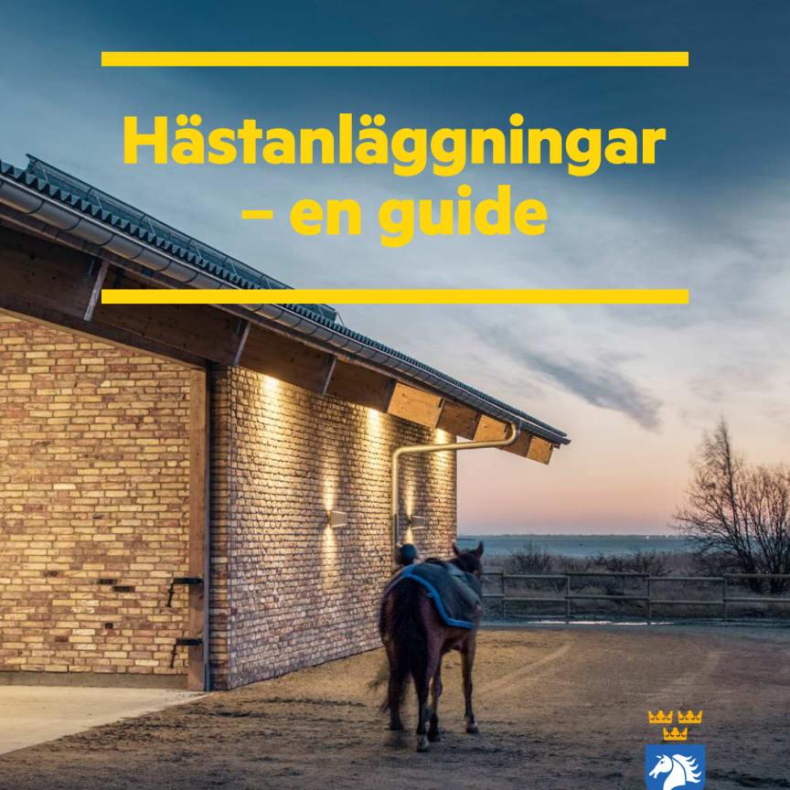 Hästanläggningar - en guide
