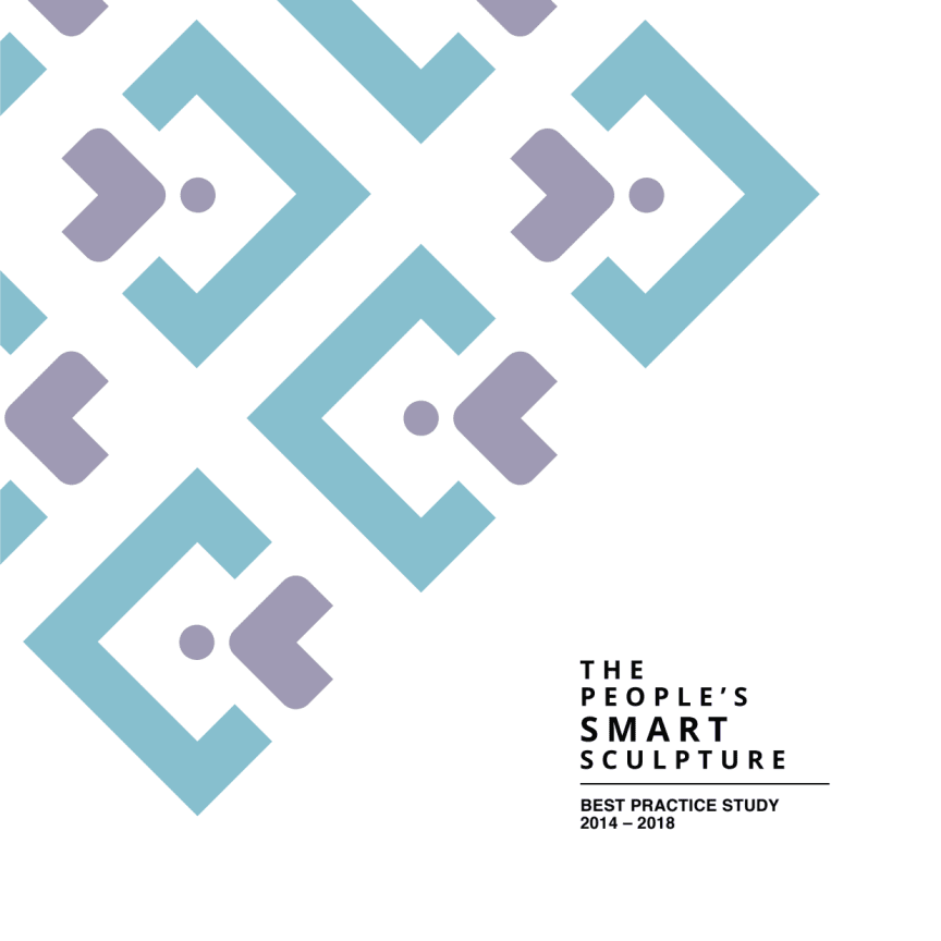 The People's Smart Sculpture PS2- Best Practise study 2014-2018