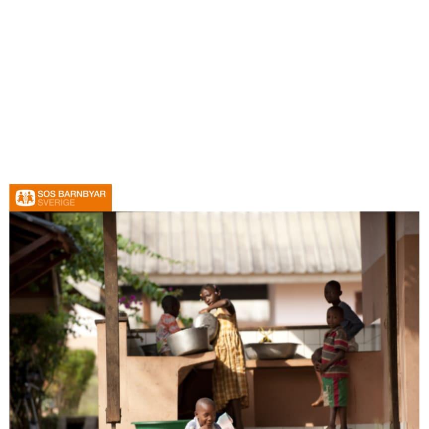 SOS Barnbyar i Centralafrikanska republiken