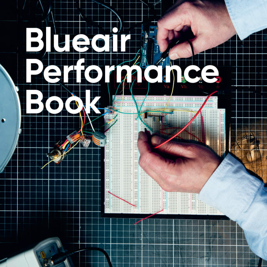 Blueair Performance Book