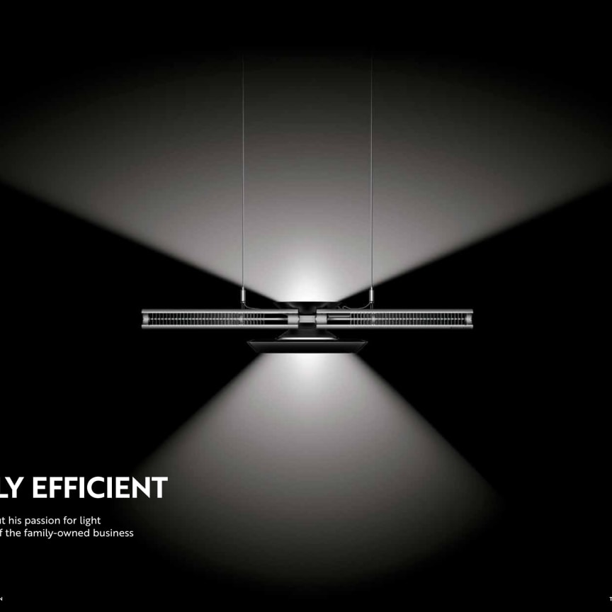 Highly efficient - Jake Dyson about his passion for light and the future of the family business