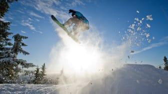 SkiStar Trysil: Trysil leverer vinterferiemoro!