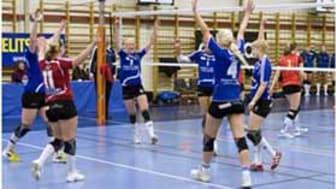 Seger för Norsjö Volleyboll när Norrmejerierstipendiet delades ut