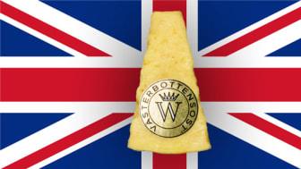 Västerbottensost reser ut i världen - Kungen av ostar intar London