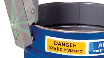 Bond-Rite jordning förebygger olyckor i processindustrin