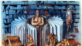 Tecknad fantasi – en utställning av Tudor Banuș