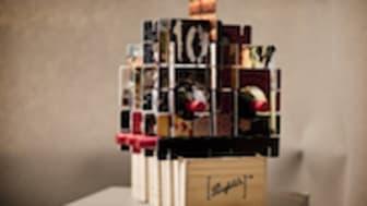 Legendariska Eames i samarbete med vintillverkaren Penfolds