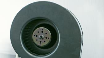Fläktmotor i FTX-aggregat