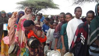 Max insamling ger 4,6 miljoner till Afrikas horn