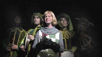 Monty Python-roll ger Johan Glans Musikalpriset