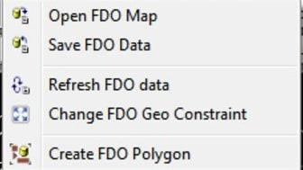 Topocad FDO for AutoCAD