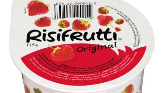 Nya Risifrutti med naturliga aromer