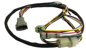 Enklare att montera CoastKey på Honda utombordare med nytt kablage