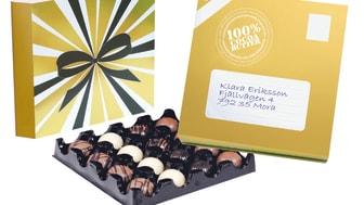 Gör någon glad – posta choklad!