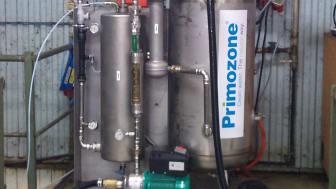 Primozones anläggning som används vid forskningsprojekt på NSVA