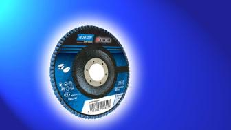 Norton X-Treme: Ny lamellrondell som ger effektivare slipning – Produkt 2