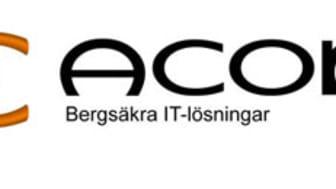 Espresso House väljer Acon som IT-partner och tecknar samarbetsavtal gällande IT-drift till fast pris