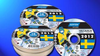 Norton lanserar ishockey-kapskiva inför VM