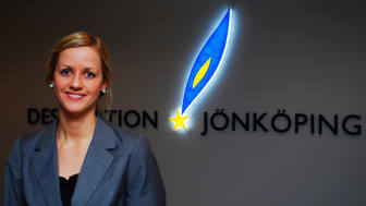 Helena Nordström ny marknadschef på Destination Jönköping