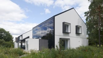 One Tonne Life-huset tävlade om Träpriset 2012