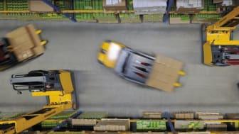 Jungheinrich släpper nytt truckstyrsystem