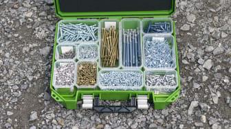 ESSBOX System full väska