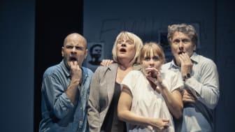 Apatiska för nybörjare på turné med Riksteatern i samarbete med Folkteatern Göteborg