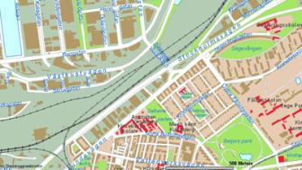 Stockholmsvägen stängs av på Valborg