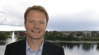 Jan Sundbom vd för Polaris i Skellefteå