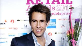 Vinnare Årets butikssäljare Retail Awards 2011