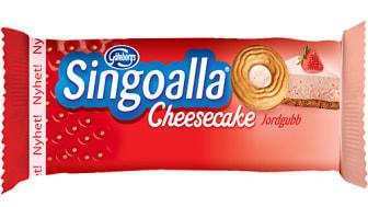 Singoalla Cheesecake Jordgubb 24g.