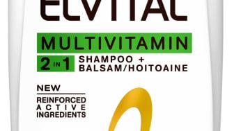 Elvital Multivitamin Shampoo, 250ml