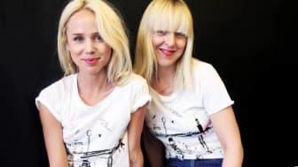Lovisa Burfitt släpper t-shirt i samarbete med Rädda Barnen