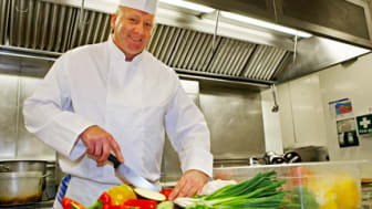 Sänkta lunchpriser i ISS restauranger