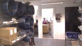 Thermotech i Umeå har flyttat till nya lokaler på Västerslätt