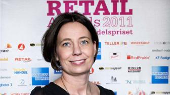 Vinnare Årets butikslösning Retail Awards 2011
