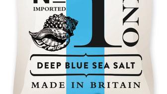 Crisps Deep Blue Sea Salt