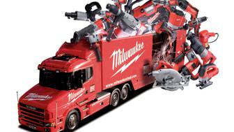 Milwaukee Big Red Truck Tour 2010