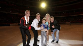 Stockholm Ice 2010 gick hem hos publiken!