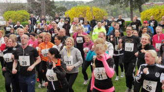Run4Fun 2012 - uppvärmning