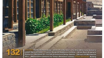 Evorich New Product Featured on Southeast Asia Building Magazine July / August 2011 Issue