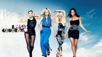 LG gratulerar Love Generation – klara för Melodifestivalen