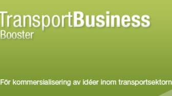 Transport Business Booster på Transportforum