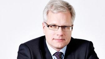 Lars Täuber ny VD för ISS Sverige