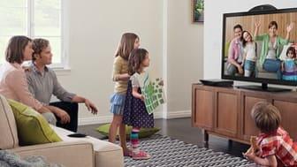 Nya videotekniken Cisco ūmi samlar vännerna i vardagsrummet