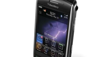 Telenor lanserar BlackBerry Storm i Sverige