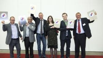 Vinnarna i Stora Logistik & Transportpriset 2011 är utsedda!