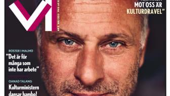 """Tidningen Vi nr 5/2012: Michael Nyquist: """"Teatern har blivit jävligt borgerlig"""""""