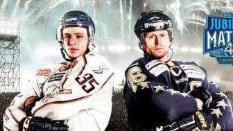 HV71 möter rivalerna Linköpings HC i en unik utomhusmatch på Elmia Arena i Jönköping.